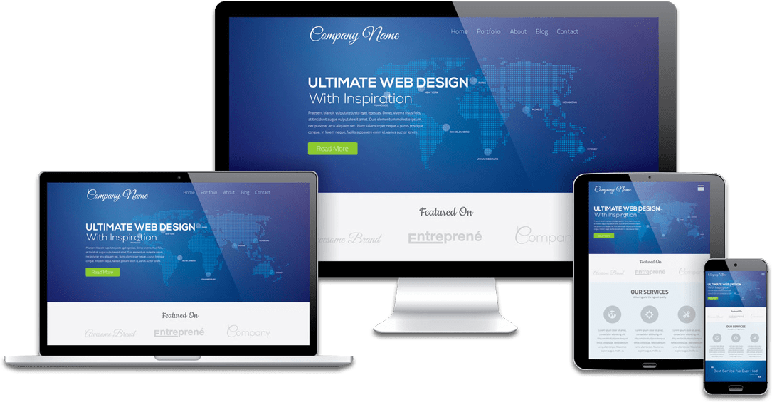 Web site professional